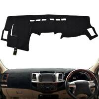 Xukey Dashboard Cover For Toyota Hilux 150 Series SR SR5 05-15 Dashmat Dash Mat