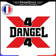 Stickers Dangel 4x4 - Autocollant 4x4, Off Road, SUV, Tout Terrain, Rallye ref9