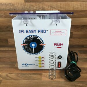 JFJ Easy Pro Disc Repair Machine Audio CD DVD XBOX 360 PS3 Wii FAULTY SPARES