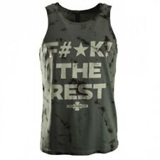 Independent Truck Co. Tank Top FTR VEST in Black Marble Shirt Größe S