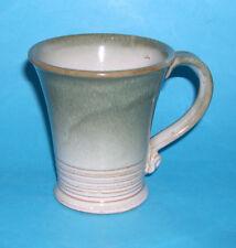 Kiltrea Studio Pottery Ireland - Attractive Flared Top & Lower Ribbed Design Mug