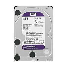 "Disque Dur 4 To Tb WESTERN DIGITAL Purple HDD 3,5"" WD40PURX WD40PURZ"