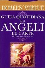 GUIDA QUOTIDIANA DEGLI ANGELI - 44 CARTE CON MINIGUIDA - DOREEN VIRTUE