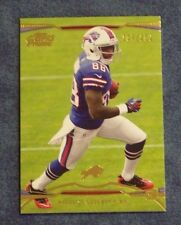 2013 TOPPS PRIME GOLD MARQUISE GOODWIN ROOKIE CARD #116 SERIAL #157/250