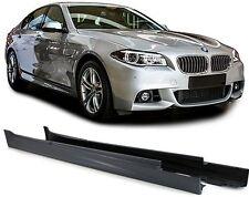 LOT DE 2 BAS DE CAISSE POUR BMW SERIE 5 F10 - DESIGN PACK M / M5