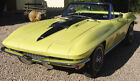Corvette Chevrolet StingRay Race Car Chevy Classic Hot Rod Metal Promo Model