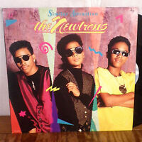"The Newtrons Similar Attraction 12"" Maxi Single MCA Promo hip hop rap M-"