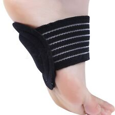 2x Foot Heel Pain Relief Plantar Fasciitis Insole Pads&Arch Support Shoes Insert