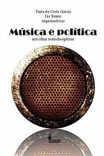 MUSICA E POLITICA. NUEVO. Nacional URGENTE/Internac. económico. MUSICA