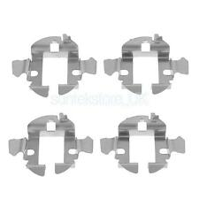 4x H7 HID Xenon Conversion Bulb Base Holder Adapter Retainer Clip for Toyota