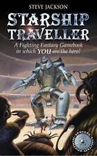 Starship Traveller: 22 (Fighting Fantasy), Good Condition Book, Jackson, Steve,