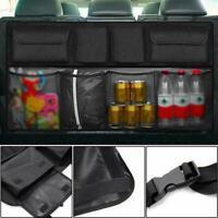 Universal Kofferraum Organizer Hinten Rücksitz Aufbewahrungstasche Halter Y8I0