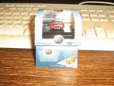 OXFORD DIE-CAST - N gauge - AUSTIN MINI - TARTAN RED WITH A UNION JACK ROOF