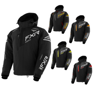 FXR Racing Renegade FX Mens Snowmobile Jackets with free shipping