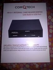 Internal Card Reader/Writer for PC, New in it's Box, Free shipping,Lowest $ ebay