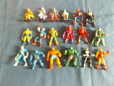"""Set of 18 Marvel DC ERTEL 2""""  Metal SUPER HEROES Die Cast Metal Action Figures"""