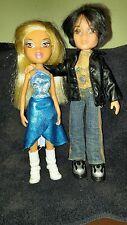 RARE BRATZ BOYZ CADE Doll and RARE BRATZ GIRLZ VINESSA Doll