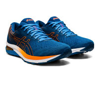 Asics Mens Gel-Cumulus 22 Running Shoes Trainers Sneakers Navy Blue Sports