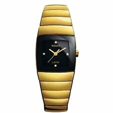 Rado R13843712 Women's Jubile Black Quartz Watch