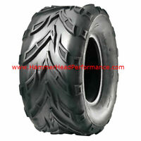 22 x 10-10 V Treaded Tire Go-Kart Cart Hammerhead Trailmaster 150cc Set of 2