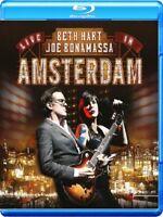 JOE BONAMASSA/ BETH HART - LIVE IN AMSTERDAM  BLU-RAY NEU