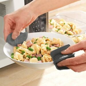 Pampered Chef MICROWAVE GRIP SET of 2  Handle hot dishes safely  FREE SHIPPING