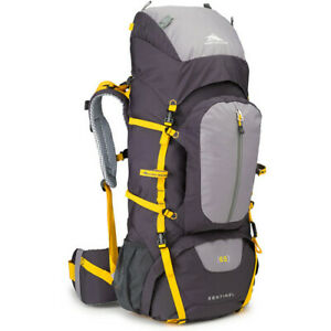 High Sierra Sentinel 65 Internal Frame Pack (Mercury / Ash / Yellow) 58447-4201