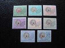 FRANCE - timbre yvert et tellier preoblitere n° 137 a 145 n** MNH (A11)