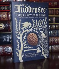 Hiddensee Tale of Nutcracker Signed by Gregory Maguire New Hardcover 1st Print