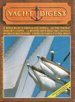 Yacht Digest 47 Zac - Il restauro di un'idrovolante d'epoca 1992 DeAgostini