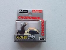 Japanese Chorobike 06 Vino NEW Pullback Toy Takara 2003
