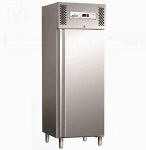 Edelstahl Kühlschranktemp. + 2 ° C + 8 ° C lt. 429 art.snack400tn forcar