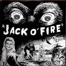 "JACK O' FIRE Six Super Shock Soul Songs 10"" NEW VINYL GARAGE PUNK ESTRUS"