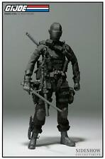 G.I.JOE SNAKE EYES 12-INCH FIGUR SIDESHOW COLLECTIBLES NEU & OVP GI JOE COBRA