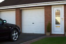 "Gliderol mini-roller garage door 8ft 2"" NEW"