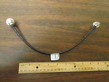 RG-402 Conformable Coax Jumper N-N male 160 MHz