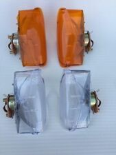 Indicator Lights with Bulbs MERCEDES 220se 280se 3.5 coupe w111 W108 W109 W112