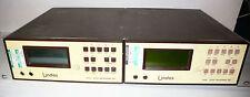1 Lindos LA102 audio pro  analyser