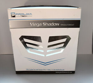 Prolimatech Mega Shadow CPU Cooler f. Intel Socket 775 / 1366 / 1156 Motherboard