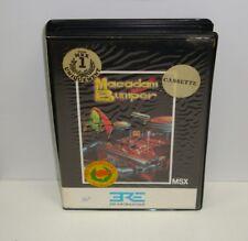 Msx cassette macadam bumper