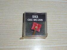 Diamante Ago Swiss Made MC 20 S AGO PER CEC MC 20 NUOVO Ago di Ricambio
