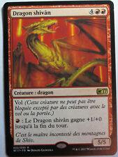 Dragon shivan M  MTG Magic Francais