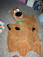 RUBIE'S COSTUME SCOOBY-DOO ADULT ONE SIZE DELUXE PLUSH COSTUME