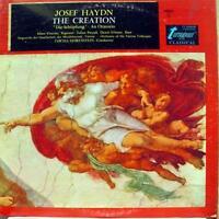 Horenstein - Haydn The Creation 2 LP VG+ TV 34185S Vox Stereo Vinyl Record