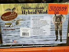 Waterfowl Wading Systems Dura Breathable Stout Hybrid Bootfoot Wader