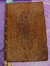 Antikes Messbuch Missale Romanum von 1762 Stöchlin Augsburg