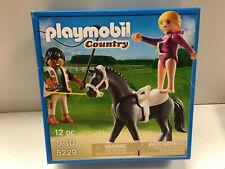 Retired Playmobil 5229 Stunt girl on horse for kids 5-10 2012