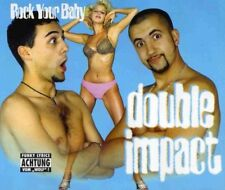 Double Impact Maxi CD Rock Your Baby - Germany (M/EX+)