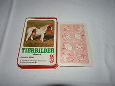 QUARTETT TIERBILDER FX SCHMID Nr.50522