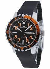 new reloj fortis Aquatis Marinemaster Day/Date Orange